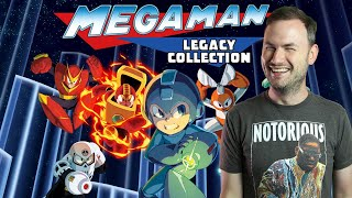 Sips Plays Megaman Legacy Collection - (20/02/20)