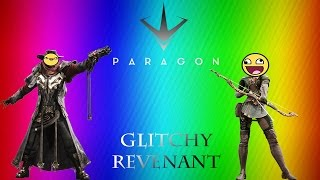 FUNNIEST GLITCH EVER!!! | REVENANT IS BROKEN!!! (Paragon Funny Moments)