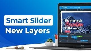 Smart Slider 3 PRO - New Feature: 5 New Layers Video