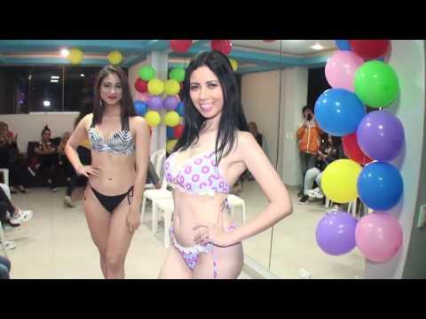 Miss Bikini Verano 2020 1ra Presentación ,CMB