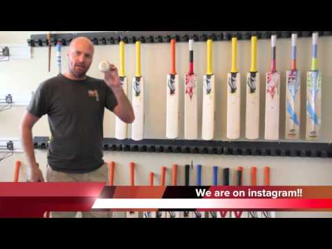 Slazenger V12 Limited edition 2013 cricket bat review by www