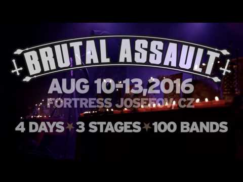 Official Brutal Assault trailer revealed
