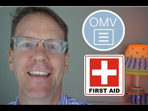 Use Omv-Firstaid to Fix Common Problems