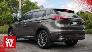 Proton X70: Shaking things up
