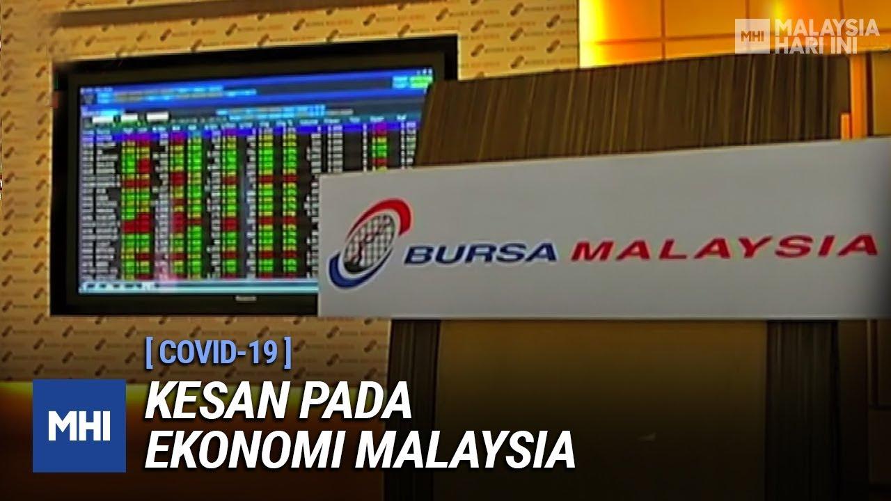 COVID-19: Kesan Pada Ekonomi Malaysia | MHI (25 Mac 2020)