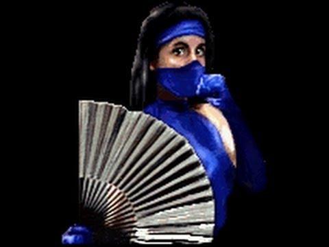 Kitana Mk2 Mortal Kombat Armagedd...