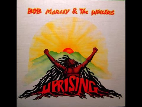 bob marley & The Wailers -  Uprising 1980