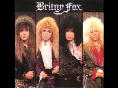 """Britny Fox - """"In America"""""""