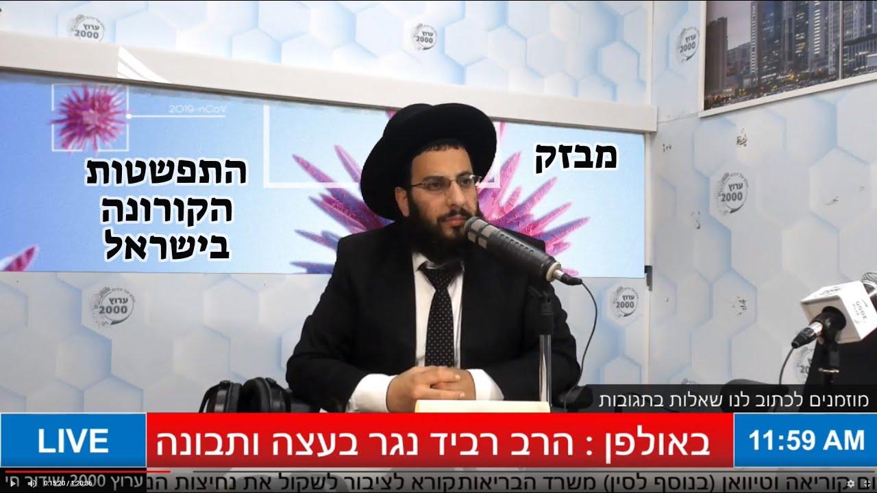 חדשות הקורונה! 😯 תלמידים בבידוד! ☢ כמה באמת נחשפו לנגיף הקורונה בישראל