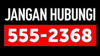 Alasan di Balik Nomor Telepon Berawalan 555 di Film Hollywood dan Rahasia Ponsel Lain