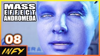 Infy Plays: Mass Effect Andromeda - GLITCHY GAME (Casual Emotional Ryder Let