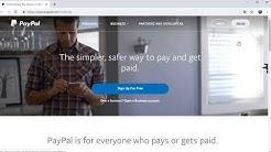 PayPal Hrvatska 2019 - kako otvoriti račun