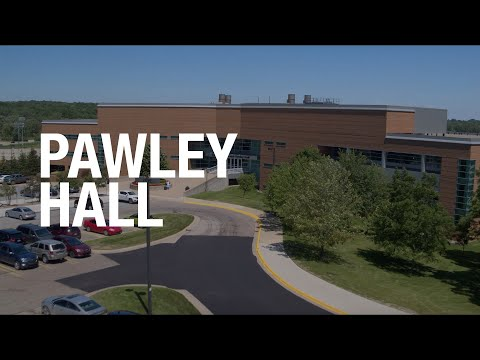 OU Campus Tour - Pawley Hall