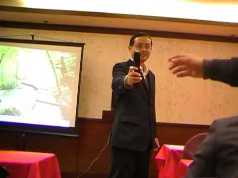 Shanghai Business & Investment Event,Dec.22 - 1 min.broadcasting
