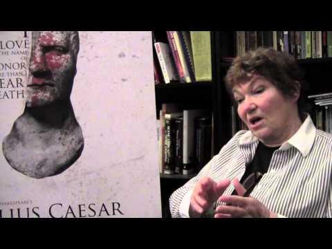 Interview with Julius Caesar Director, Tina Packer