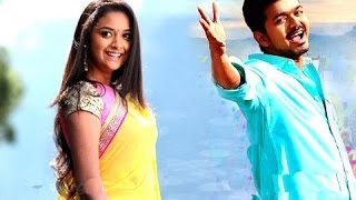 Keerthi Suresh Joins with Vijay