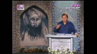 """Lecture on Sufi Poet """"Mian Muhammad Bakhsh"""" by Fakhar Zaman on PTV."""