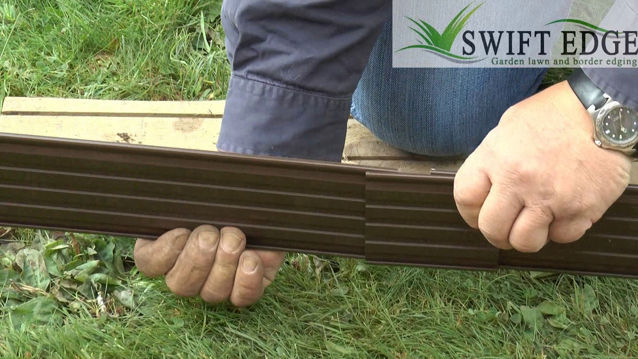 Swift Edge - professional edging for your garden lawn and borders ...