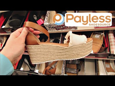 PAYLESS SHOE SHOPPING!!! *SUMMER 2019* CLEARANCE CLOSING SALE!!!