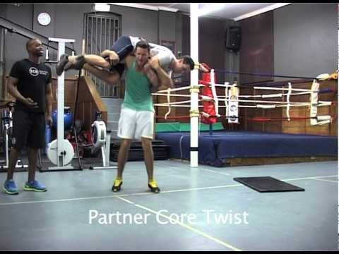 Partner workout Wednesday #16 April - East City Boing
