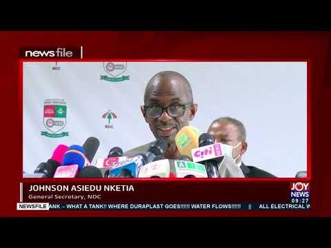Newsfile on JoyNews (28-8-21)