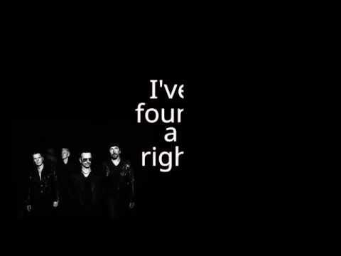 U2 - Song For Someone - Songs of Innocence FULL lyrics video