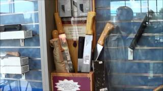 What Survival Items Can I Find At Rivers Edge Cutlery?