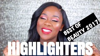 BEST OF BEAUTY 2017 I HIGHLIGHTERS EDITION
