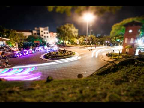 Tilt Shift Jonker Walk Malacca Time Lapse Trial 1