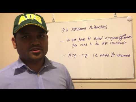 Skill Assessment Authorities In Australia | ACS, TRA, VETASSESS, MBA, IPA, Engineers Australia