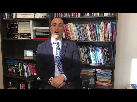 Dr  Siahpush Faculty Interview