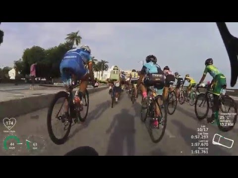 2015 Pesta Penang Cycling Criterium (Juniors)