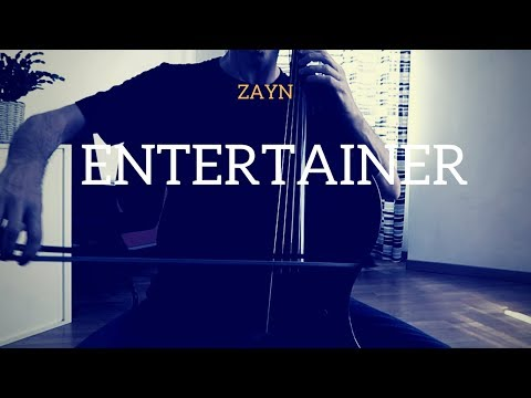ZAYN - Entertainer for cello and piano (COVER)