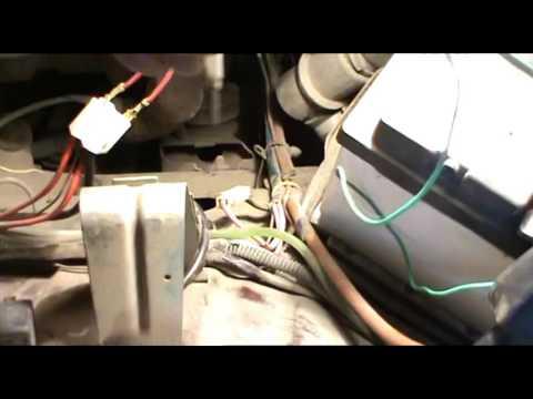 Стартер не крутит на ВАЗ 2107 инжектор. Где искать причину.