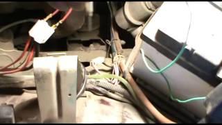 видео Схема электрооборудования ВАЗ 21074 инжектор