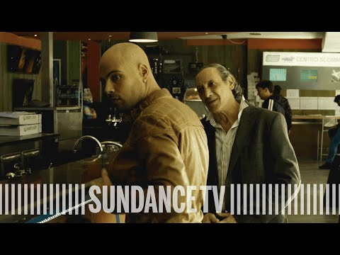 GOMORRAH | 'Cafe Ambush' Official Clip (Episode 101) | SundanceTV