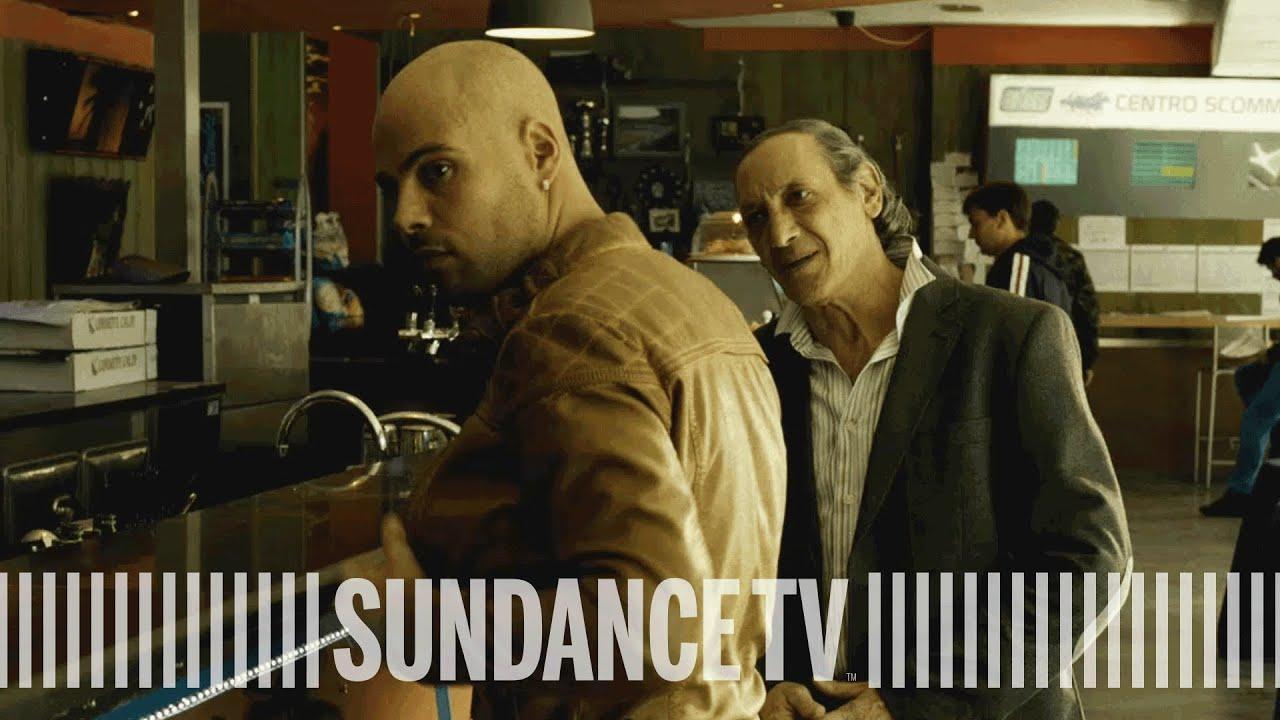 Download GOMORRAH | 'Cafe Ambush' Official Clip (Episode 101) | SundanceTV