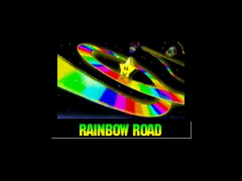 It's Called a (Rainbow) Road