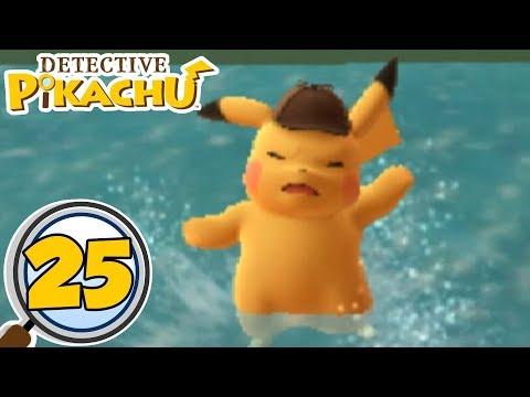 "Detective Pikachu - ""Solve The Theft!"" | Episode 25! [Chapter 8 100% Walkthrough]"