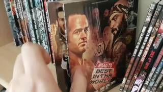 ROH/NJPW/PWG DVD Collection January 2017