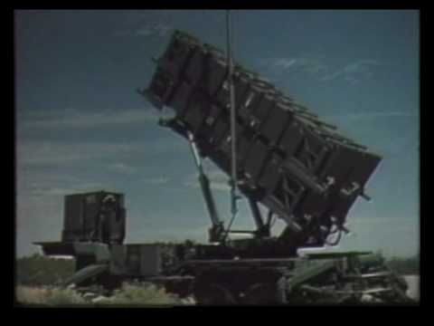 "MIM-104 Patriot ""The Edge In Air Defense"""