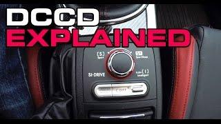 Subaru STi SI-Drive & DCCD Explained