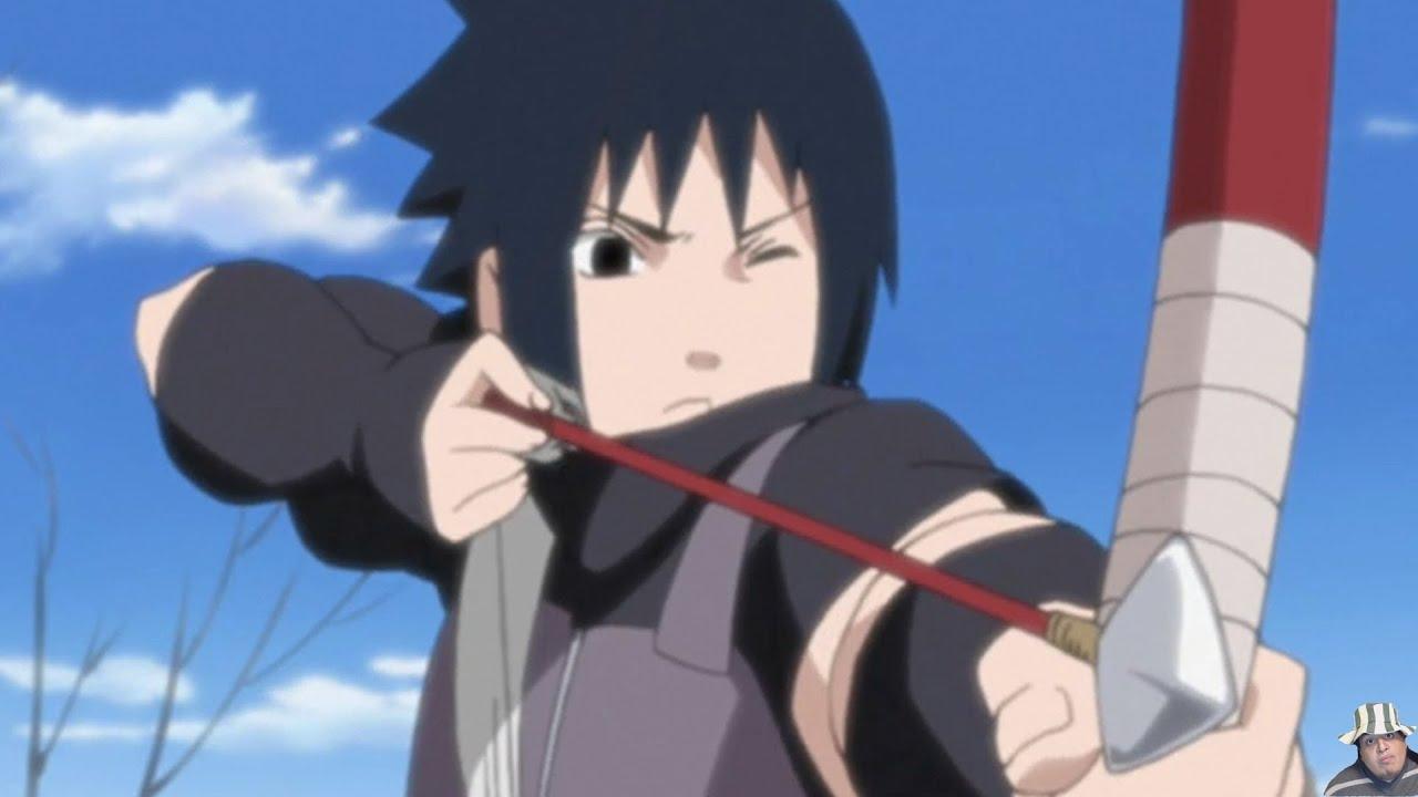 Strong Girl Wallpaper Naruto Shippuden Episode 334 ナルト 疾風伝 Review Sasuke