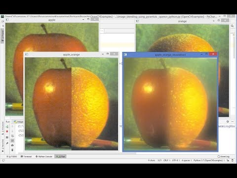 opencv-python-tutorial-for-beginners-22---image-blending-using-pyramids-in-opencv