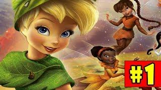 Disney Fairies: Tinker Bell's Adventure - Walkthrough - Part 1 - Prologue (PC HD) [1080p60FPS]