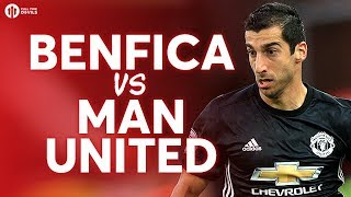 Benfica vs Manchester United LIVE PREVIEW!