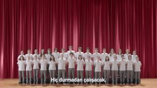 """TÜRK EĞİTİM VAKFI 19 MAYIS """"BÜYÜKLERE HİTABE"""" REKLAM FİLMİ"""