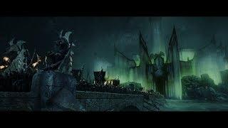 Фродо и Сэм добрались к Минас-Моргул. HD