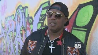 Hip-Hop Icon Master P Works With Group That Gives Free Glasses To Needy Oakland Teens