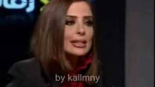 غاده عبد الرازق تتحدث عن هيفاء وهبى فى بدون رقابه.wmv